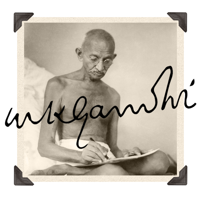 Gandhi and the Philosophical Letter