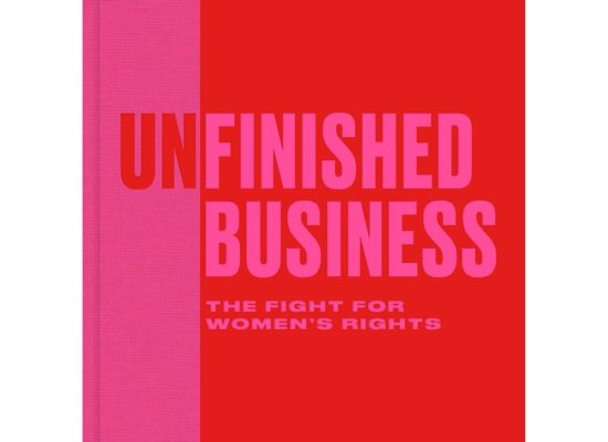 UNFINISHED BUSINESS: NEW BOOK PUBLISHED